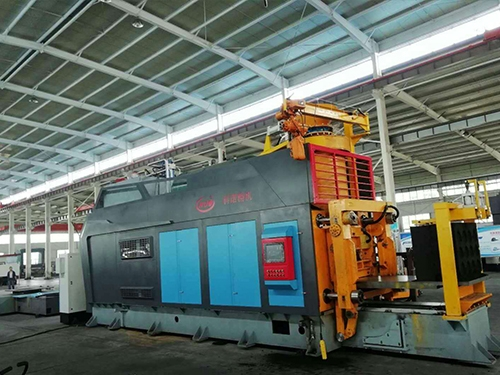 KNZ1100x1000造型机